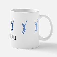 Mens Volleyball (blue variati Mug