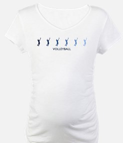 Mens Volleyball (blue variati Shirt