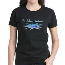 St. Martinian Star Tee
