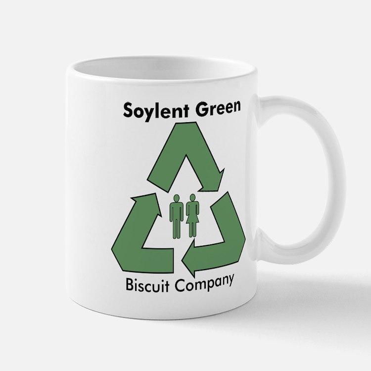 soylent green Mugs