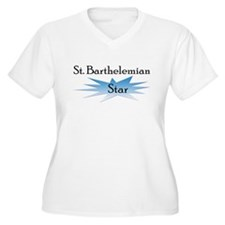 St. Barthelemian Star T-Shirt