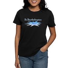 St. Barthelemian Star Tee