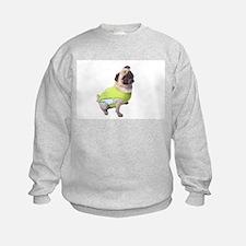 Unique Pug puppy Sweatshirt