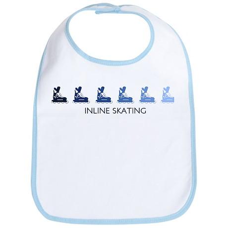 Inline Skating (blue variati Bib