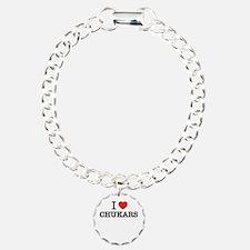 I Love CHUKARS Bracelet