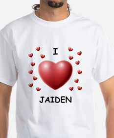 I Love Jaiden - Shirt