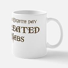 God Created McNabs Mug