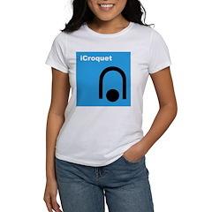 iCroquet Women's T-Shirt