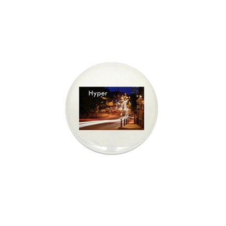 Hyper Mini Button (10 pack)