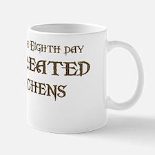 God Created Lowchens Mug