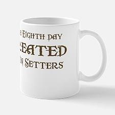God Created Llewellins Mug