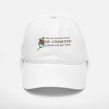 God Created Llewellins Baseball Baseball Cap