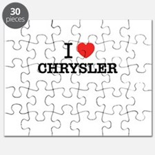 I Love CHRYSLER Puzzle