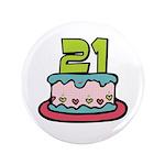 21st Birthday Cake 3.5