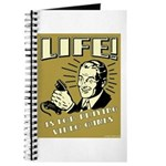 Life Is For Playing Video Games Journal