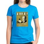 Life Is For Playing Video Games Women's Dark T-Shi