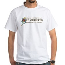 God Created Labradors Shirt