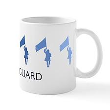 Color Guard (blue variation) Mug