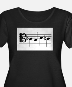 5x3rect_sticker-bach.psd Plus Size T-Shirt