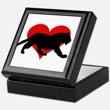 Tiger Keepsake Box