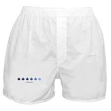 Canadian (blue variation) Boxer Shorts