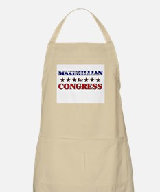 MAXIMILLIAN for congress BBQ Apron