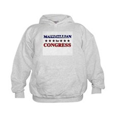 MAXIMILLIAN for congress Hoodie