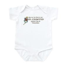 God Created Kerries Infant Bodysuit