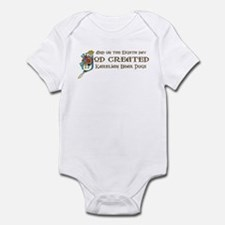 God Created Karelians Infant Bodysuit