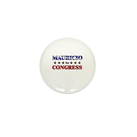 MAURICIO for congress Mini Button (10 pack)