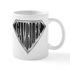 SuperGambler(metal) Mug