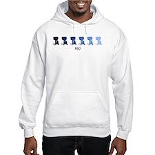 BBQ (blue variation) Hoodie