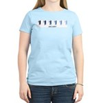 Archery (blue variation) Women's Light T-Shirt