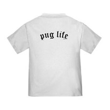 Toddlers love the pug life