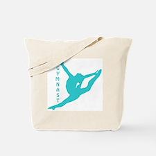 Cute Gymnast Tote Bag