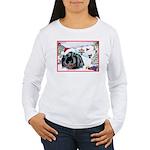Inky's Winter Women's Long Sleeve T-Shirt