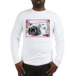 Inky's Winter Long Sleeve T-Shirt