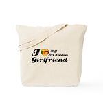 I love my Sri Lankan Girlfriend Tote Bag