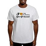 I love my Sri Lankan Girlfriend Light T-Shirt
