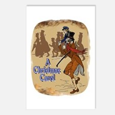 Tiny Tim and Bob Cratchit Postcards (Package of 8)