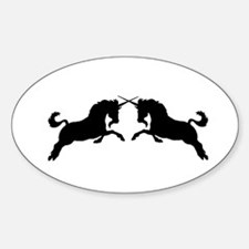 Majestic Unicorns Decal