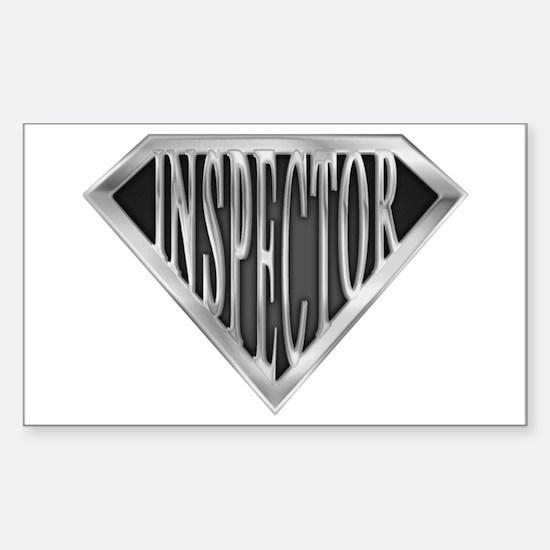 SuperInspector(metal) Rectangle Decal