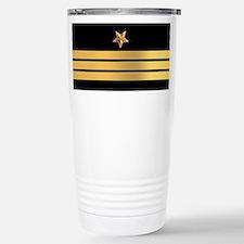 Cute Stripes Travel Mug