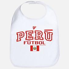 Peru Futbol/Soccer Bib