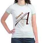 Out Campaign Jr. Ringer T-Shirt