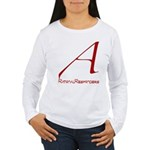 Out Campaign Women's Long Sleeve T-Shirt