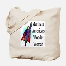 America's Wonder Woman Tote Bag
