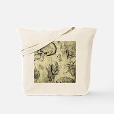 Cool Anatomy heart Tote Bag