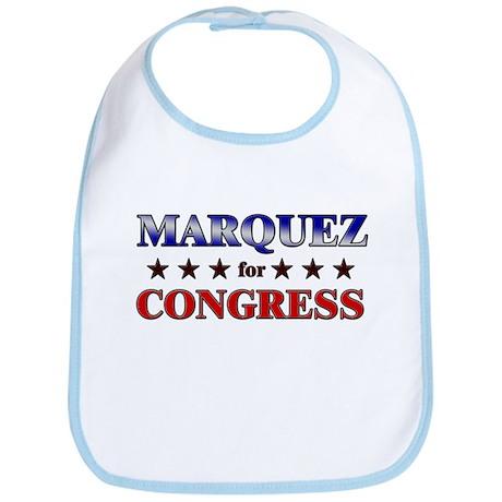MARQUEZ for congress Bib