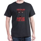 Therockyhorrorpictureshow Dark T-Shirt